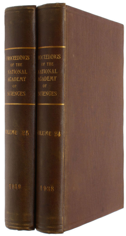 The Consistency of the Axiom of Choice and of the Generalized Continuum-Hypothesis [and] Consistency-Proof for the Generalized Continuum-Hypothesis [and] The Independence of the Continuum Hypothesis, I-II in Proceedings of the National Academy of Sciences, Volume 24, (1938), pp.556-557 and Volume 25 (1939), 220-224. Kurt Gödel.