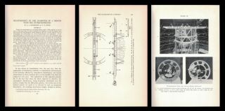 """Measurement of the Diameter of a Orionis with the Interferometer"" in The Astrophysical Journal, Vol. 53, pp. 249-259, 1921. A. Michelson, Albert, F. G. Pease, Francis G."