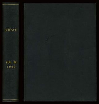 The Mathematical Way of Thinking in Science, Volume 92, 1940. Hermann Weyl