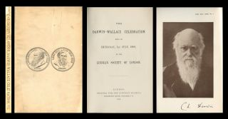 The Darwin-Wallace Celebration. The Linnean Society of London, July 1st, 1908 [THIS PRECEDES THE...