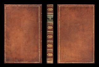 The Temple of Nature or, the Origin of Society: A Poem, With Philosophical Notes, 1804. Darwin...