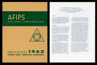 An Experimental Time-Sharing System in AFIPS 21: Proceedings of the May 1-3 1962 Spring Joint...