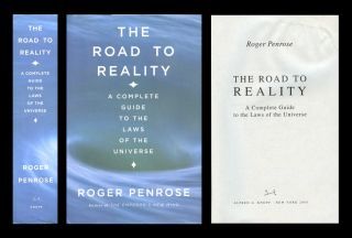 The Road to Reality: A Complete Guide to the Laws of the Universe. 2005. Roger Penrose