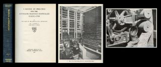 A Manual of Operation for the Automatic Sequence Controlled Calculator. Cambridge: Harvard University Press. 1946. Howard Aiken.