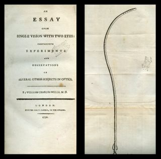 Remarks on the Ophthalmy, Psorophthalmy, and Purulent Eye (1787, Ware) BOUND WITH Chirurgical Observations Relative to the Epiphora or Watery Eye, the Scrophulous and Intermittent Ophthalmy, the Extraction of the Cataract, and the Introduction of the Male Catheter (1792, Ware) BOUND WITH An Essay Upon Single Vision with Two Eyes, Together with Experiments and Observations on Several other Subjects in Optics (1792, Wells)