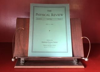 """Ultraviolet Behavior of Non-Abelian Gauge Theory"" in Physical Review Letters 30, Issue 26, 25..."
