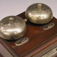 Early Double Bell Ringer Box