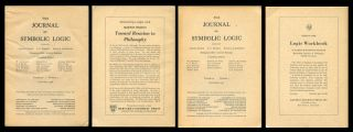 """Identity, Variables, and Impredicative Definitions"" in The Journal of Symbolic Logic, Vol...."