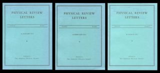 Critical Exponents in 3.99 Dimensions in Physical Review Letters 28, No. 4, January 24, 1972, pp....