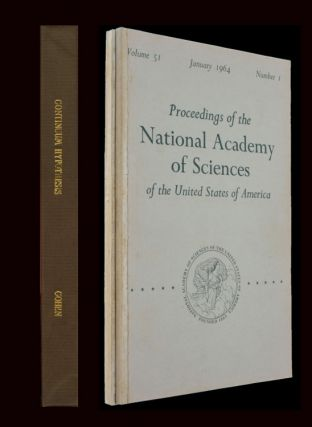"""The Independence of the Continuum Hypothesis, Part I-II"" [and] ""Set Theory and the Continuum Hypothesis"" in Proceedings of the National Academy of Sciences, Volume 50 (1963) and Volume 51 (1964). Paul Joseph Cohen."